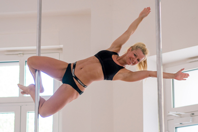 Pole Dance Kurse - Pole Dance Technik - Berlin