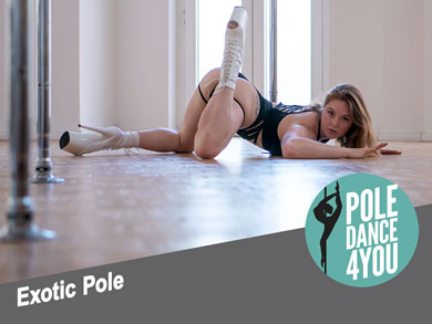 Exotic Pole Dance Berlin - Poledance 4 You