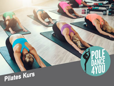 Pilates Kurs - Poledance 4 You - Berlin