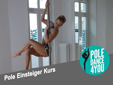 Pole Dance Kurs Berlin - Poledance 4 You