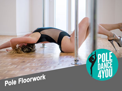 Pole Floorwork Kurs - Poledance 4 You - Berlin