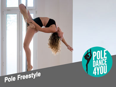Pole Dance Kurse - Pole Freestyle - Berlin