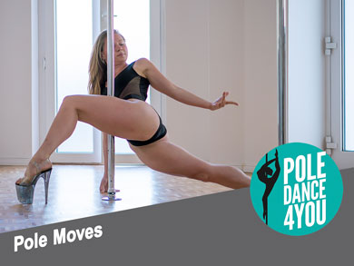 Pole Dance Kurse - Pole Dance Moves - Berlin