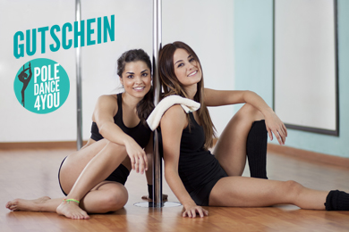 Pole Dance Gutschein kaufen - Poledance 4 You - Berlin