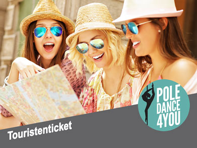 Touristenticket - Poledance 4 You - Berlin
