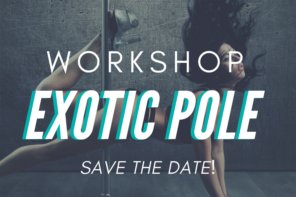 Exotic Pole Dance Workshop